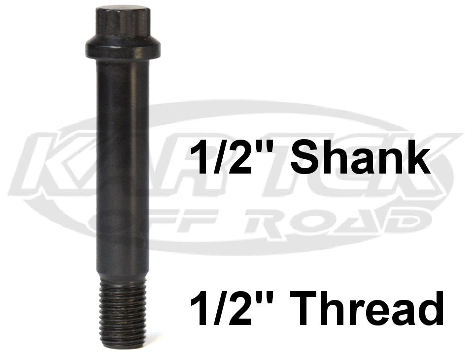 "Kartek Off-Road Porsche 934 Twelve Point 1/2"" CV Joint Bolt 3-9/16"" Long Uses A 7/16"" Socket Wrench"