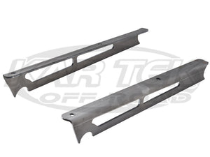 Weld-On Seat Mounts For Use With Adjustable Seat Sliders For PRP, Beard Or MasterCraft Seats