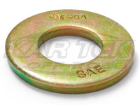 Standard Grade 8 Flat Washer For 7/16 Inch Bolt