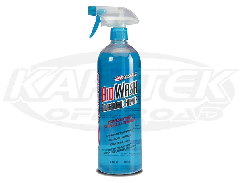 Maxima Bio Wash 33.8 oz Spray Bottle