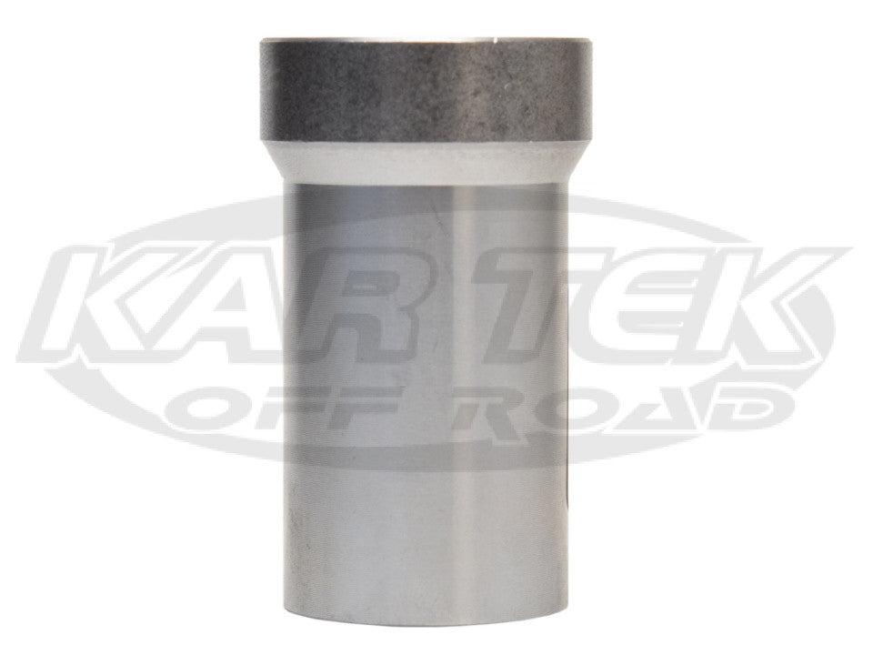 "Step Race Round Bungs Left Hand Thread For 7/8"" Heim Joint For 1-1/2"" Diameter 0.120"" Wall Tube"