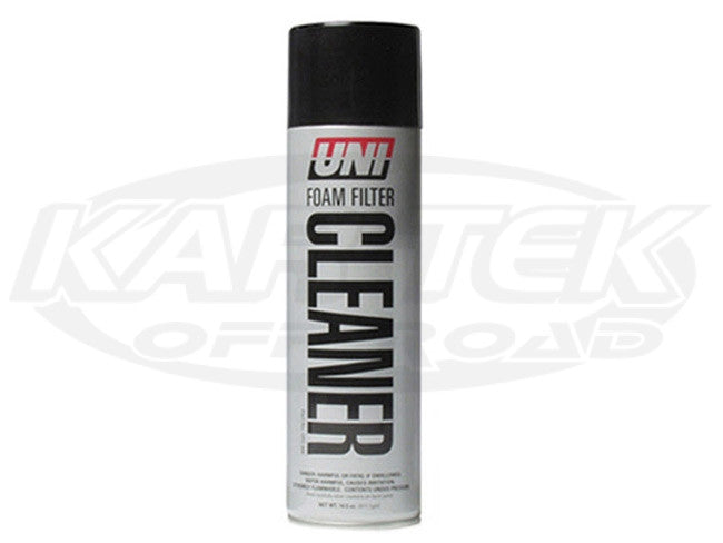 UNI Foam Filter Cleaner - Aerosol 14.5 oz. Aerosol Can