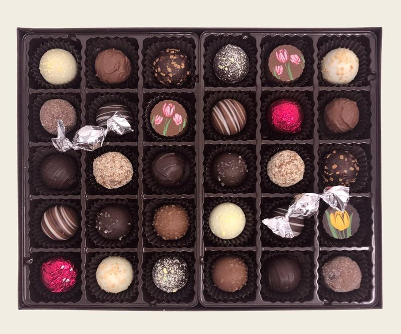 30 Piece Truffle Box