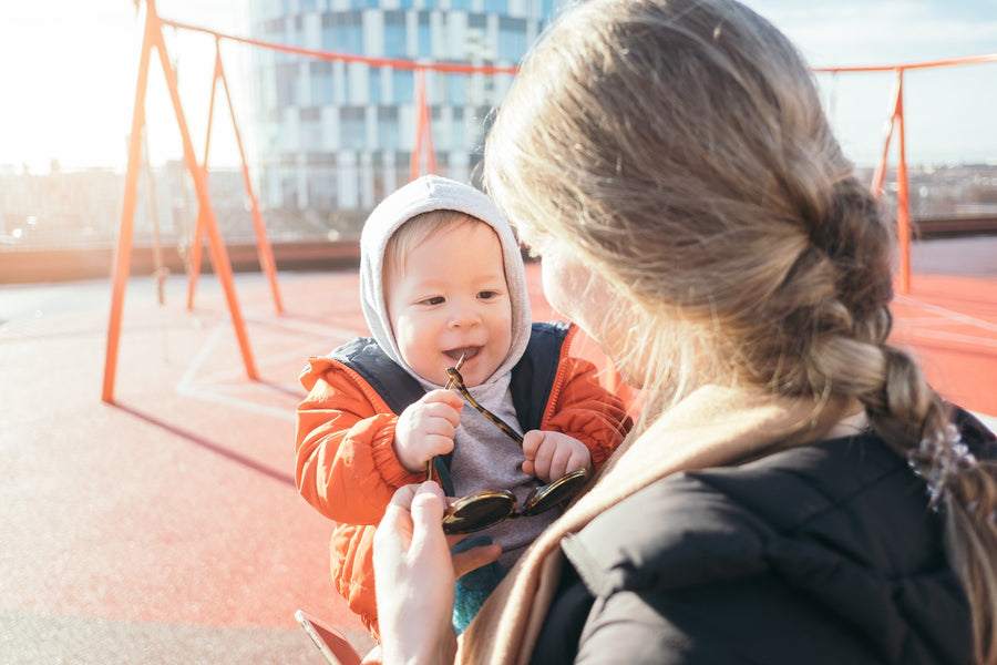 How To Protect Your Baby's Tender Skin In Winter