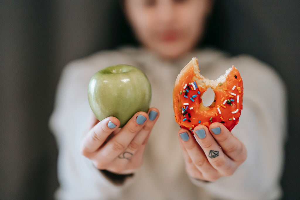 Small Dietary Changes That Make A Huge Difference