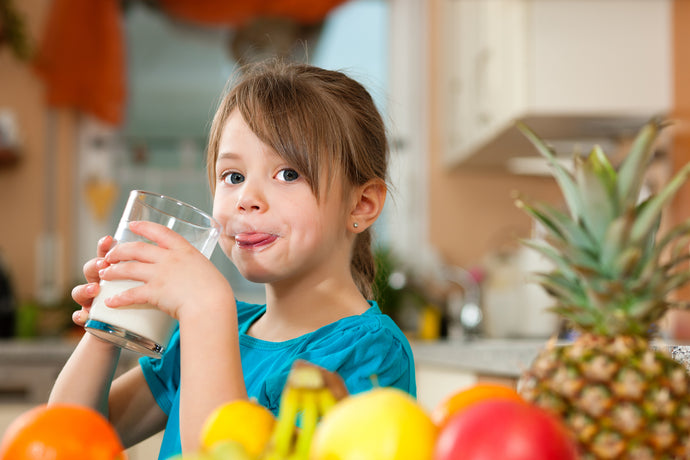 4 Alternative Drinks For Kids To Fight Cavities