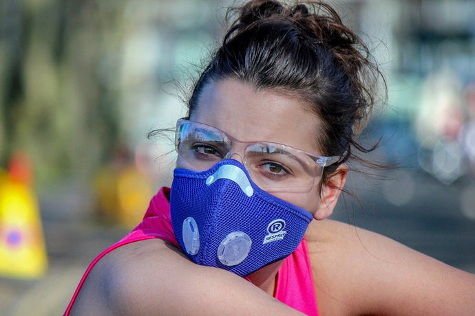 Prevent The Spread While You Sweat: Exercise And Face Masks