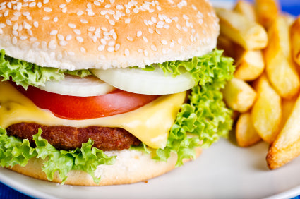 NEW STUDY: Healthy Fast Food Choices Not Improving