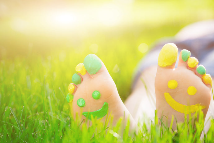 5 Tips For Healthy Feet During Summer