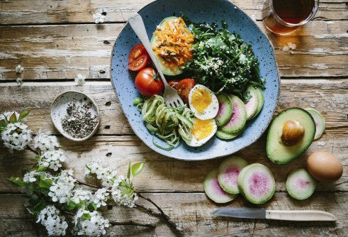 Why Quality Of Diet Means More In Adulthood