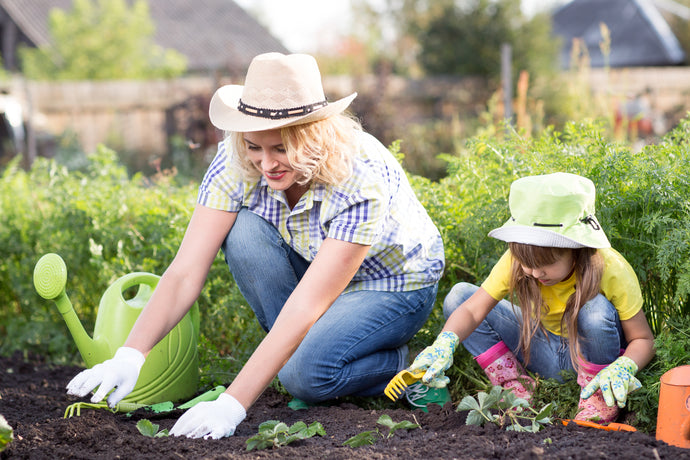 Body And Mind Health: How Your Garden Can Be Your Therapist