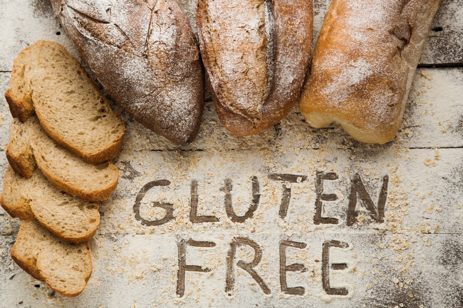 Natural And Healthy Gluten-Free Bread