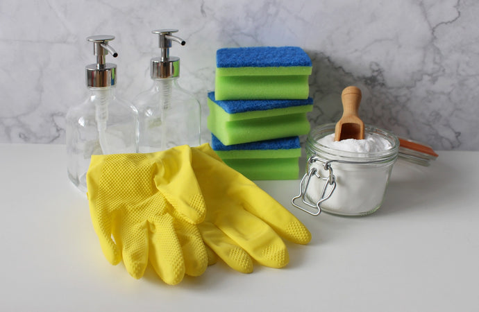 How To Green Clean Every Room