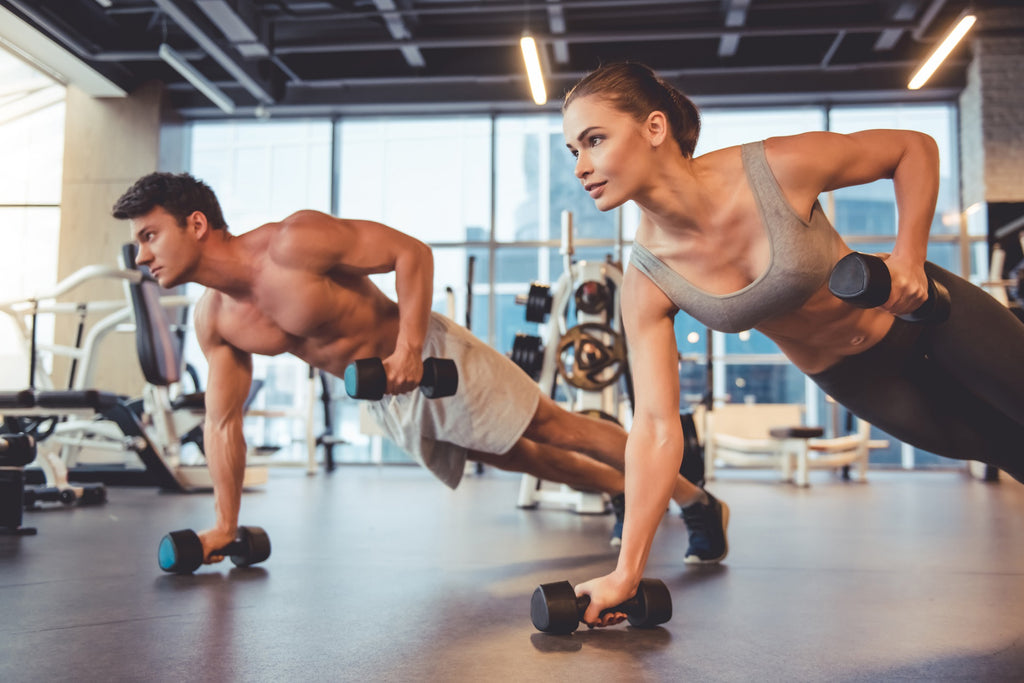 How To Make The Most Of A Half-Hour Gym Session