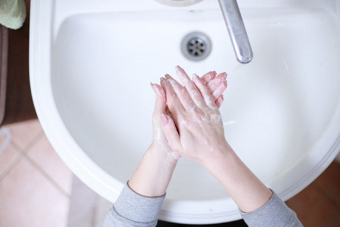 COVID-19: How To Care For Dry Hands After Washing Them So Much