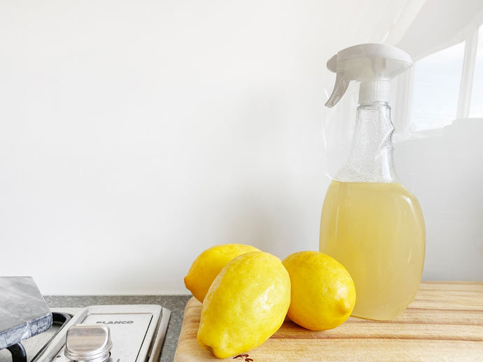 How To Make The Switch To Safer Kitchen Cleaning Products