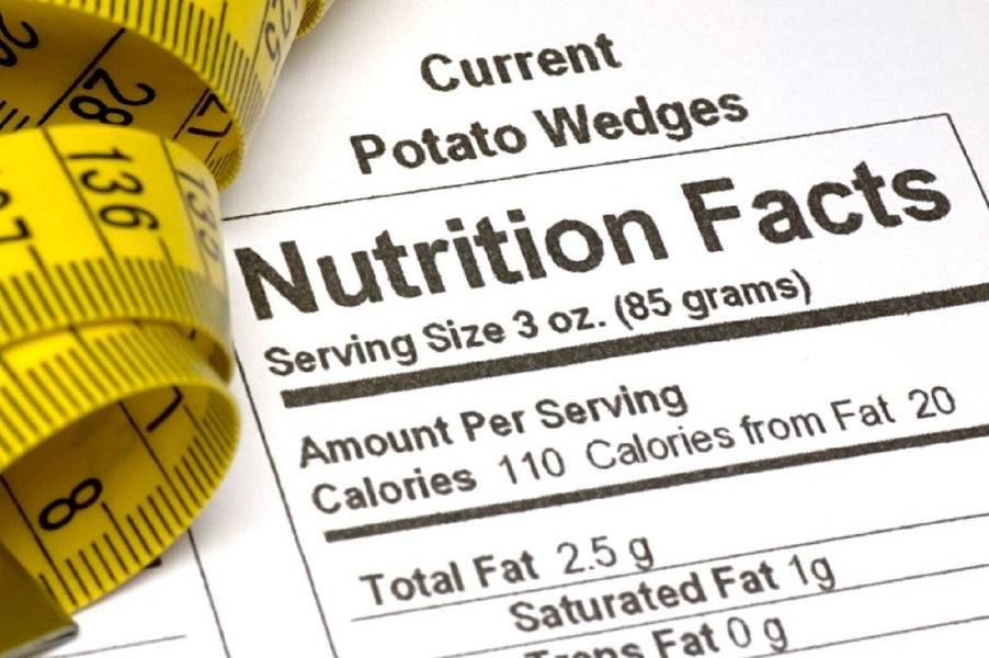 Food Labels And Their Effects On Consumption And Product Formulation