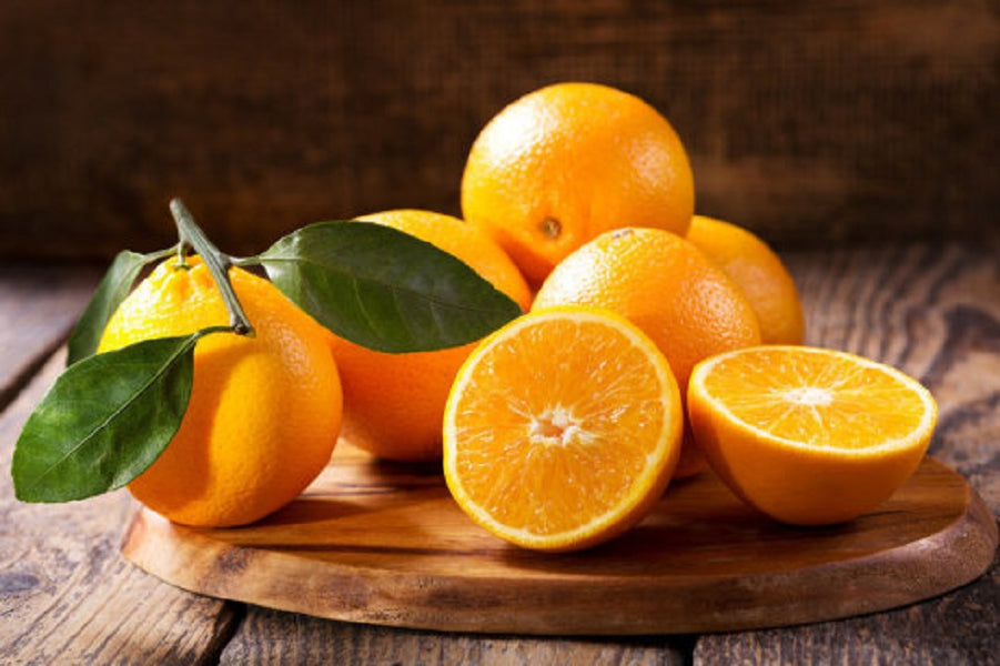 Fruit And Vegetable News: Can An Orange A Day Keeps Macular Degeneration Away?