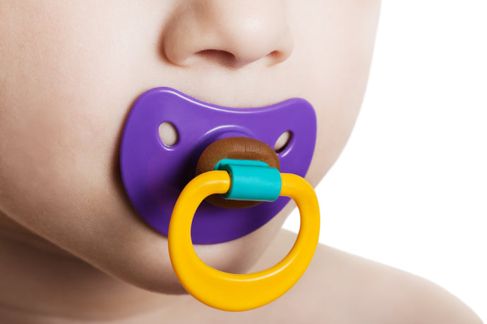 Pacifying Toddlers Can Harm The Development Of Teeth