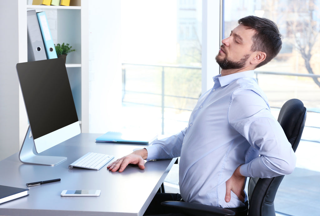 In A Slump: The Health Benefits Of Better Posture