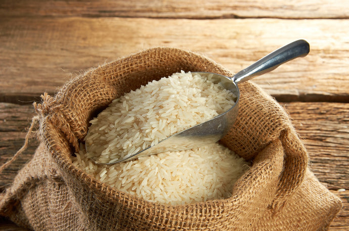 Nutrition In The News: Link Between Rice And CO2 Levels