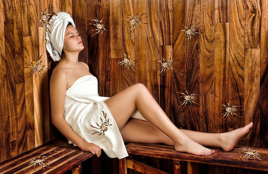 Going To The Sauna Benefits Your Skin