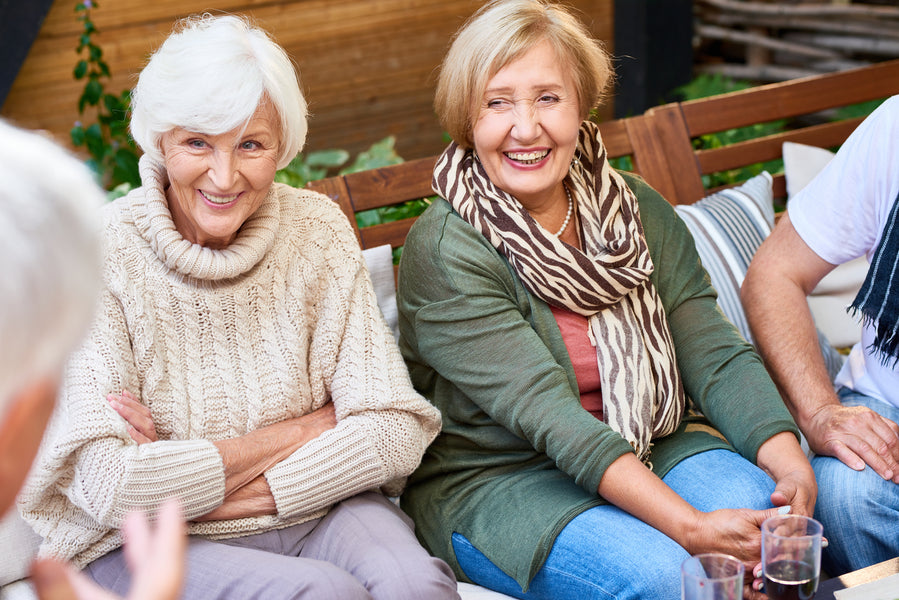 Seniors And Tooth Loss