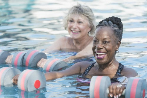 Physical Activity For Older Women Helps Prolong Life