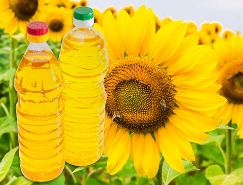 Top Benefits Of Sunflower Oil