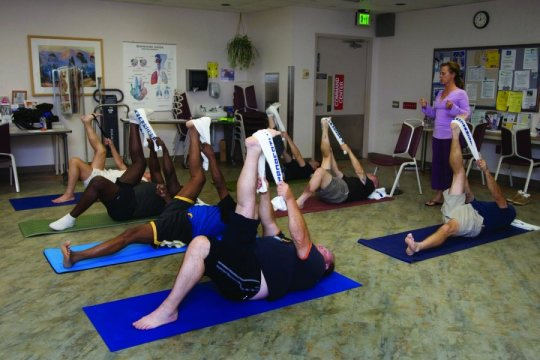 Can Yoga Reduce Symptoms Of Depression And Back Pain?