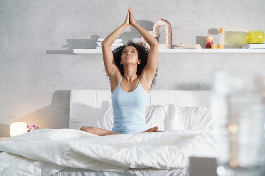 How Yoga Can Help Improve Your Sleep Quality