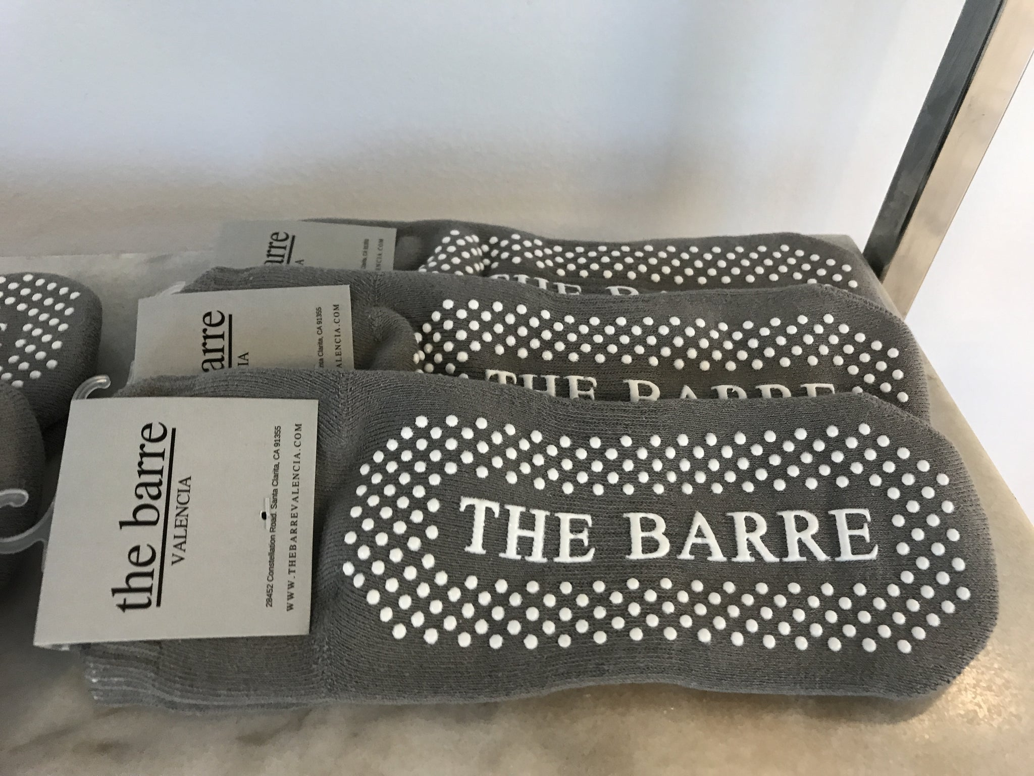 THE BARRE Signature Socks