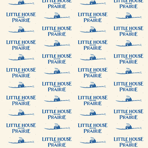 Reproduction Fabric Little House on the Prairie Icons 4871