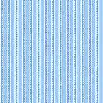 Flannel Fabric, Ric Rac Paddywack, Baby Boy Blue 5436 - Beautiful Quilt