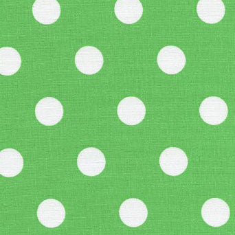 Dot Fabric Santee Prints Fabric Polka Dot fabric green 3090