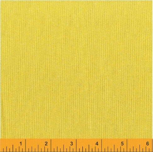 Solid Fabric Windham Opalescence Yellow 5041