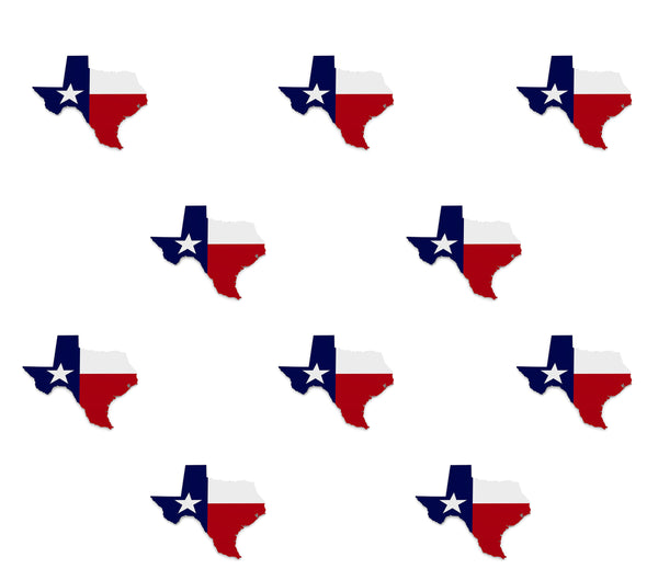 Texas Fabric, Custom Print Fabric, The State Flag yardage, Cotton or Fleece 5837 - Beautiful Quilt