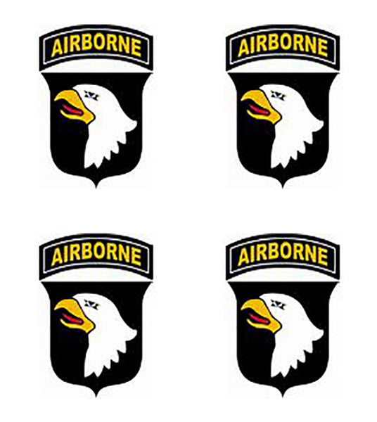 Military Fabric, Army Fabric, 101st Airborne Fabric Patch, Yardage, Cotton or Fleece 656