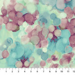 Blender Fabric Watercolor Impressions Dots 10006 - Beautiful Quilt