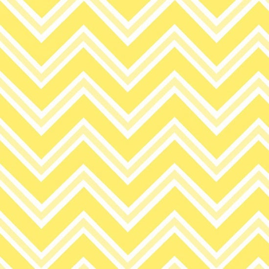 Flannel Fabric, Ric Rac Paddywack, Chevron Yellow 5434 - Beautiful Quilt