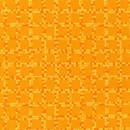 Blender Fabric RK Color Union Squares Yellow 4621 - Beautiful Quilt