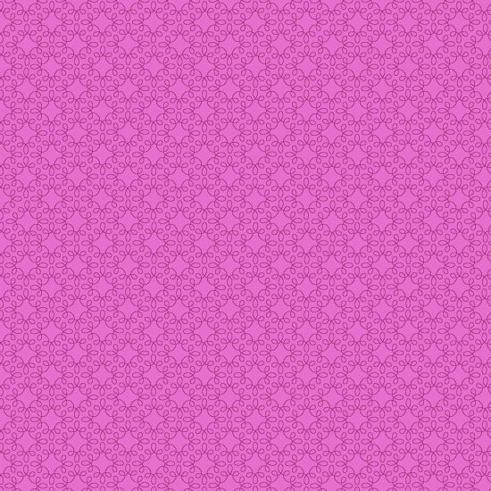 Blender Fabric HG Modern Basics Hot Pink 5439 - Beautiful Quilt