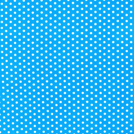 Dot Fabric Robert Kaufman Fabric Spot On polka dot blue 3024