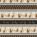 Music Fabric, Classically Trained, Border Fabric 7020 - Beautiful Quilt