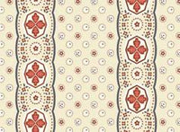 1930'S Reproduction Fabric,  Soho Bandana Fabric 7228 - Beautiful Quilt