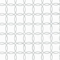 Blender Fabric, Metro Living Metallic, Metallic Silver Geometric 7244 - Beautiful Quilt