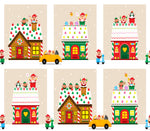 Novelty Christmas Fabric - Beautiful Quilt