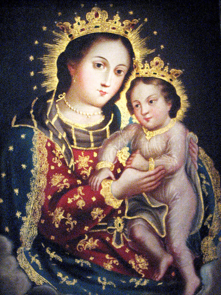 Religious Fabric, Our Lady of Refuge, 3561