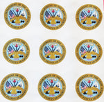 Military Fabric Army Fabric Seal Yardage 5381