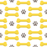 Dog Fabric, Bones and Paws 5707 - Beautiful Quilt